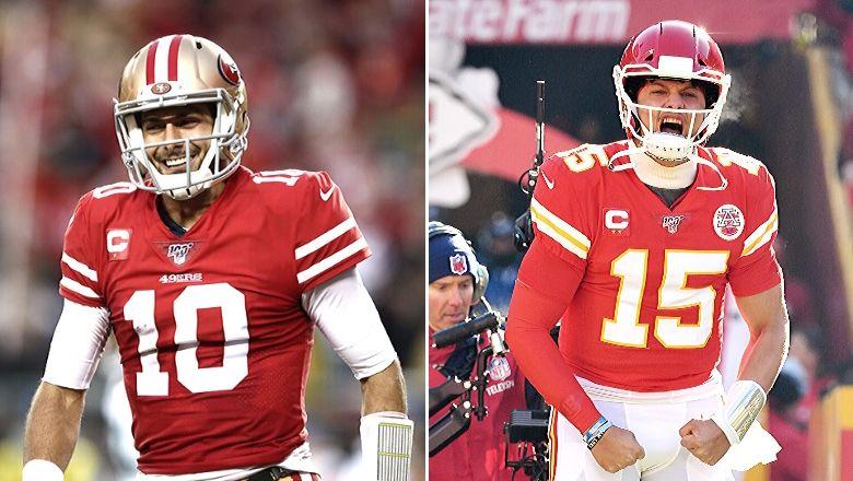 DraftKings Showdown Super Bowl LIV 49ers vs. Chiefs
