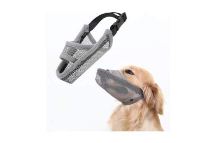 Crazy Felix Nylon Dog Muzzle
