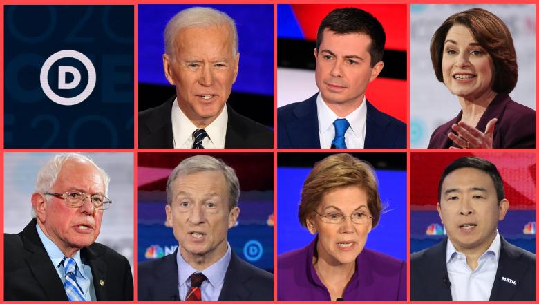 Democratic Debate February on ABC