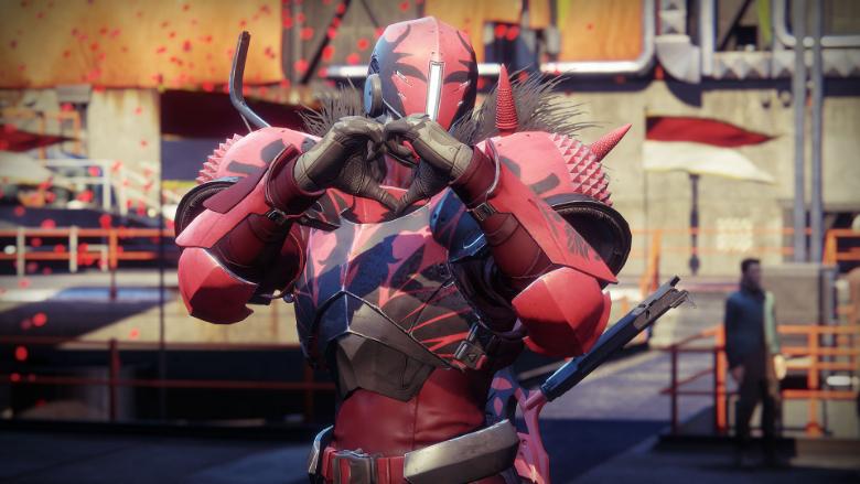 Destiny 2 The Vow Bow