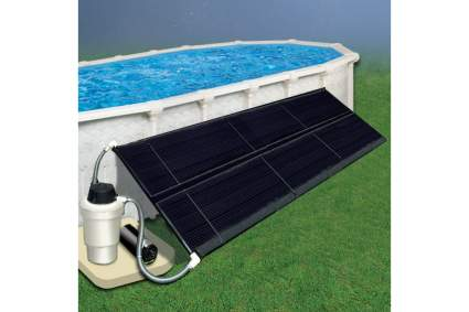 Doheny's Above Ground Solar Heating System
