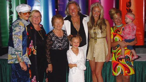 Peter Nygard and Family