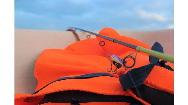 fishing life vest