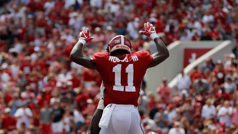 2020 NFL Draft Wide Receiver Rankings