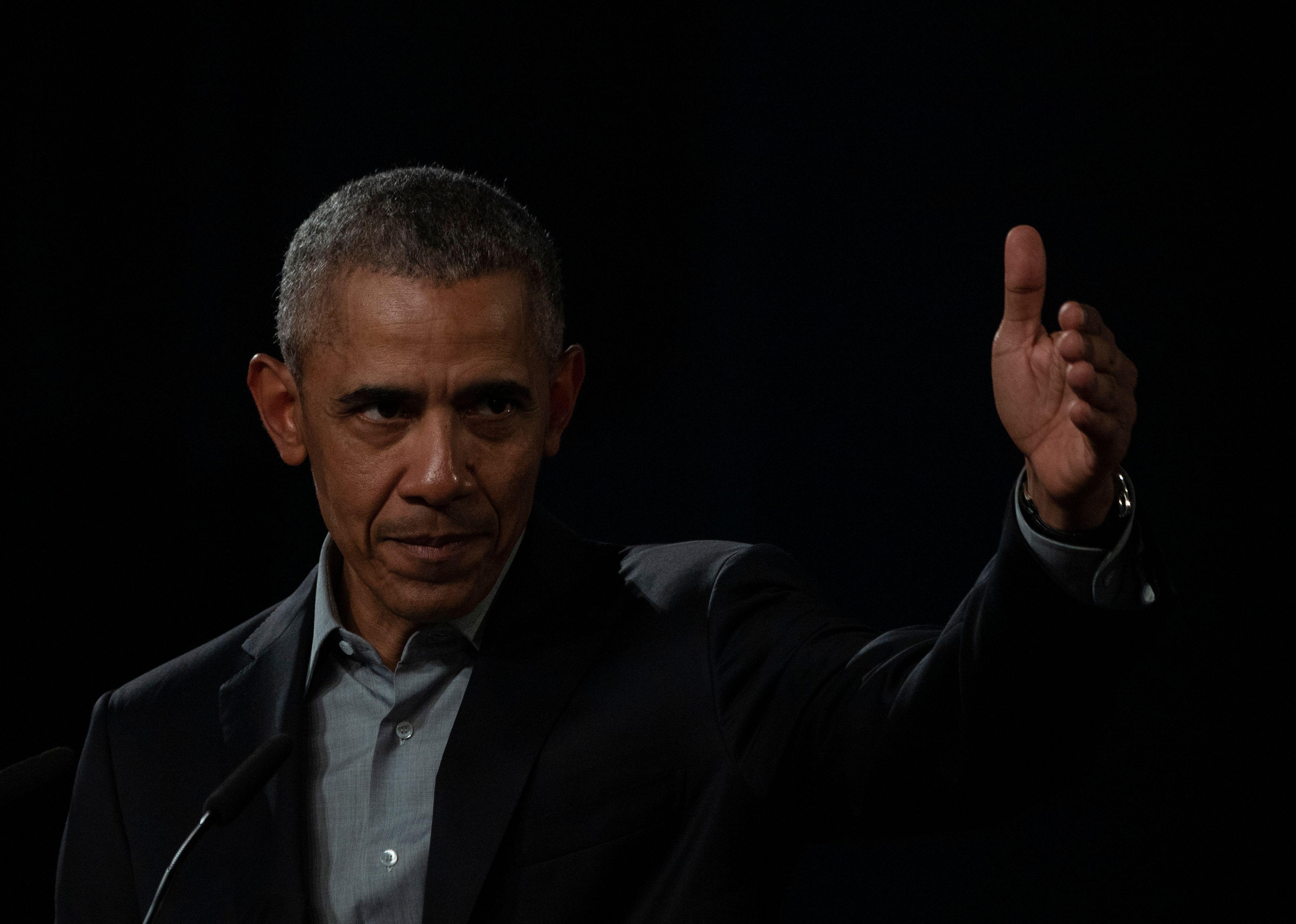 Garth Brooks Barack Obama