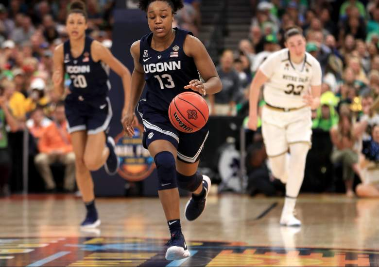 UConn v Oregon watch