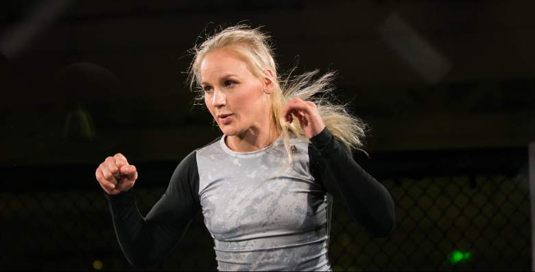 UFC's Valentina Schevchenko