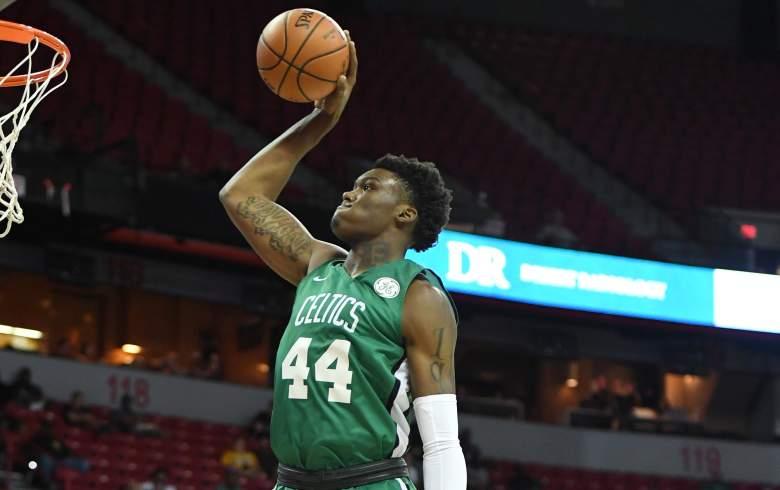 Robert Williams, Celtics