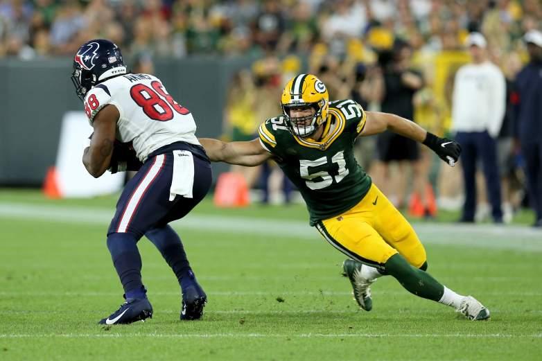 Kyler Fackrell: Packers Let Walk