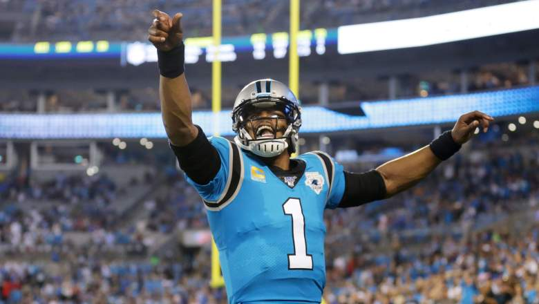 Cam Newton Return Timeline Report