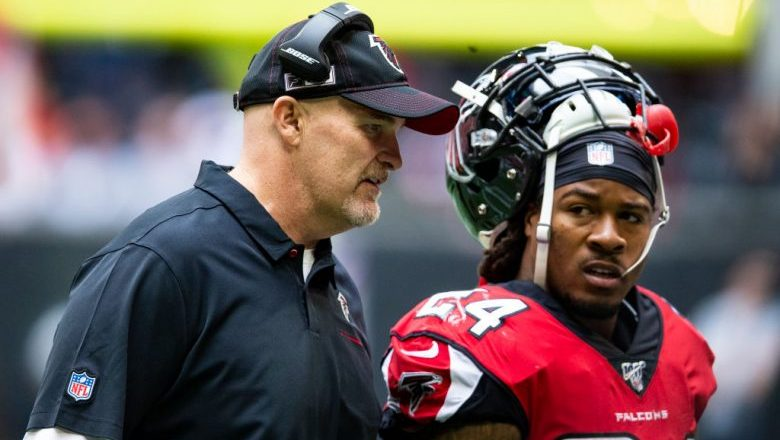 Falcons may trade or release Devonta Freeman