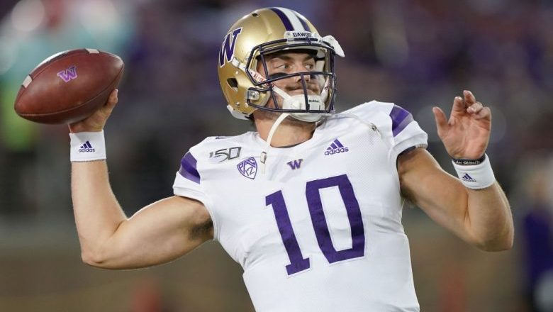 Jacob Eason NFL Draft profile, combine results, projections, and NFL comparisons