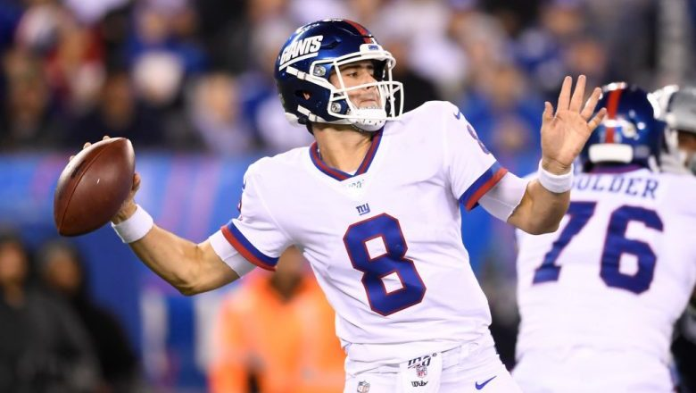 Daniel Jones' tendency to produce negative plays a daunting scenario for Giants