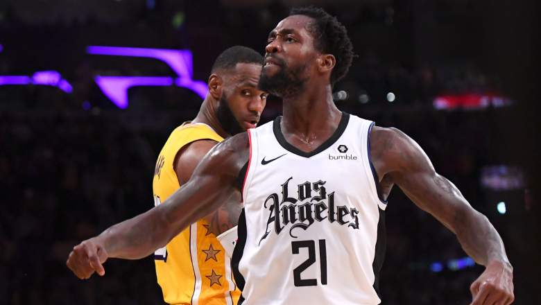 Patrick Beverley, Clippers