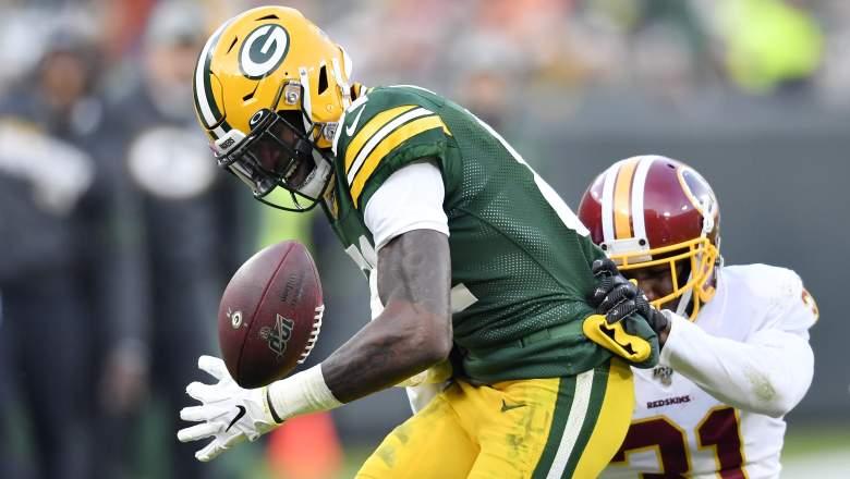 Packers Let Walk: Geronimo Allison