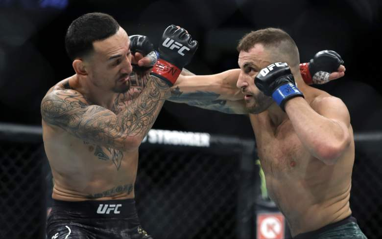 Holloway vs. Volkanovski