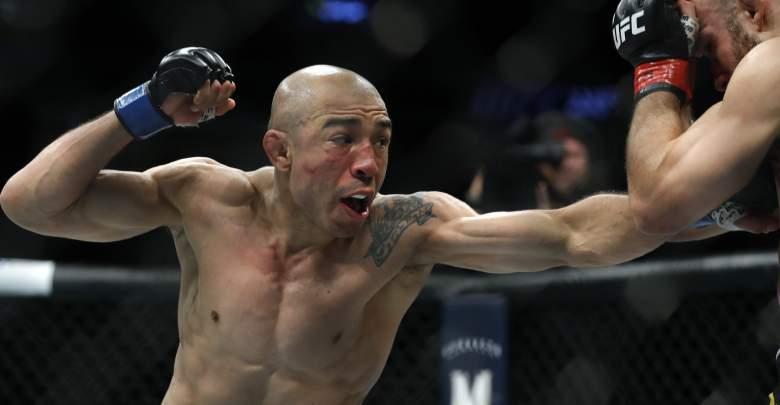 UFC's Jose Aldo