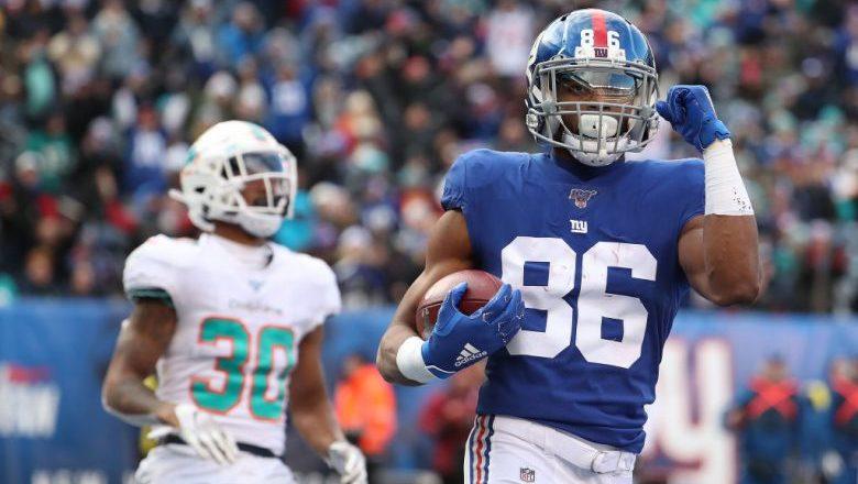Giants Darius Slayton compares Patriots QB Jarrett Stidham to Tom Brady