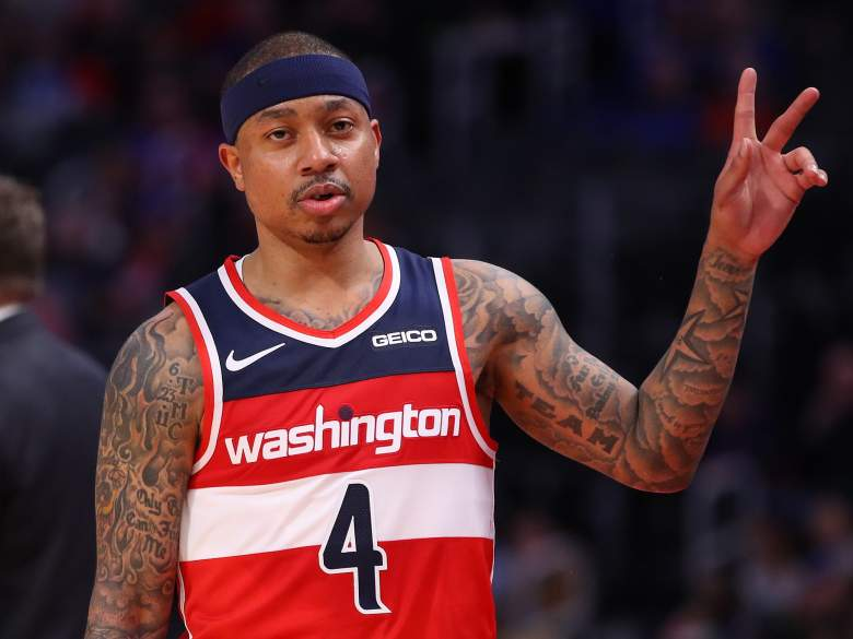 Isaiah Thomas, NBA ramblin' man