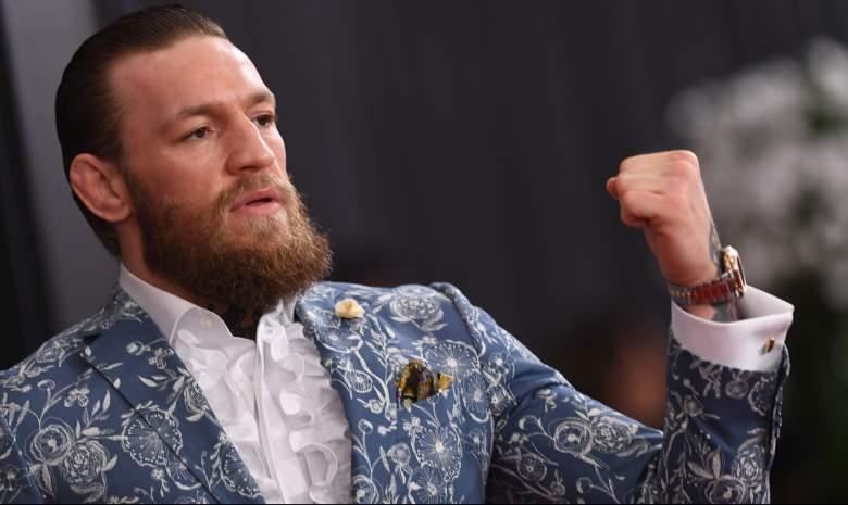 UFC's Conor McGregor