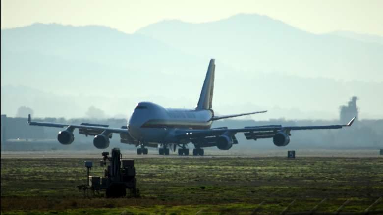 U.S. Wuhan Evacuation Flight Lands in California