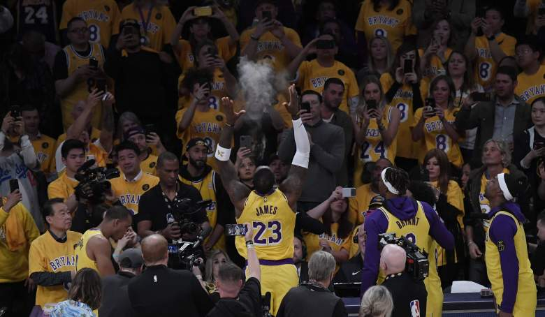 LeBron James, L.A. Lakers