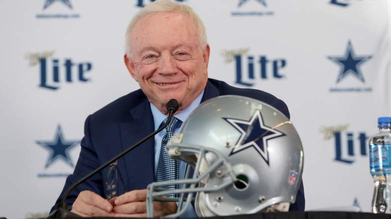 Dallas Cowboys Owner