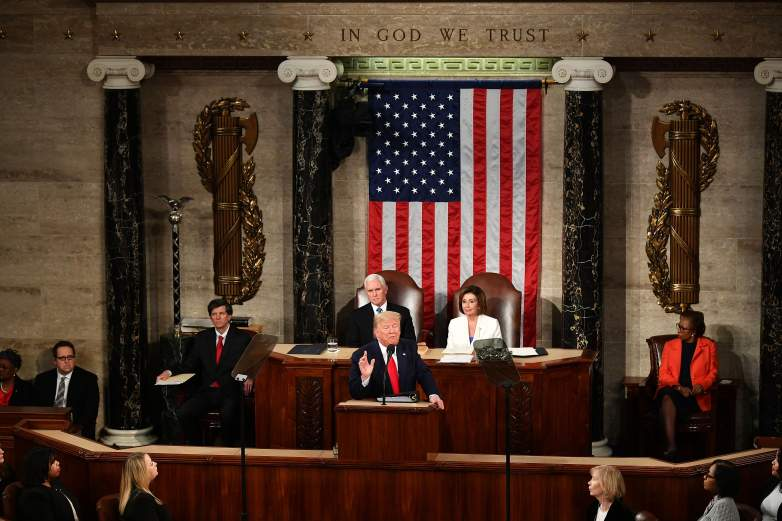 2020 State of the Union address