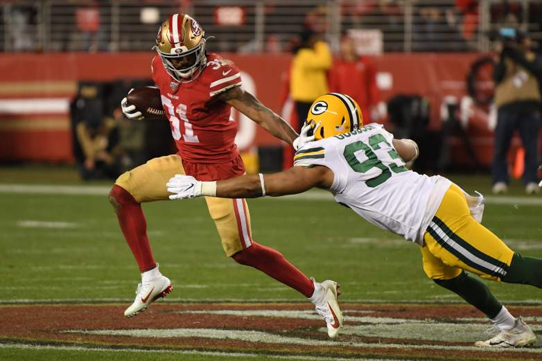 BJ Goodson: Packers Let Walk