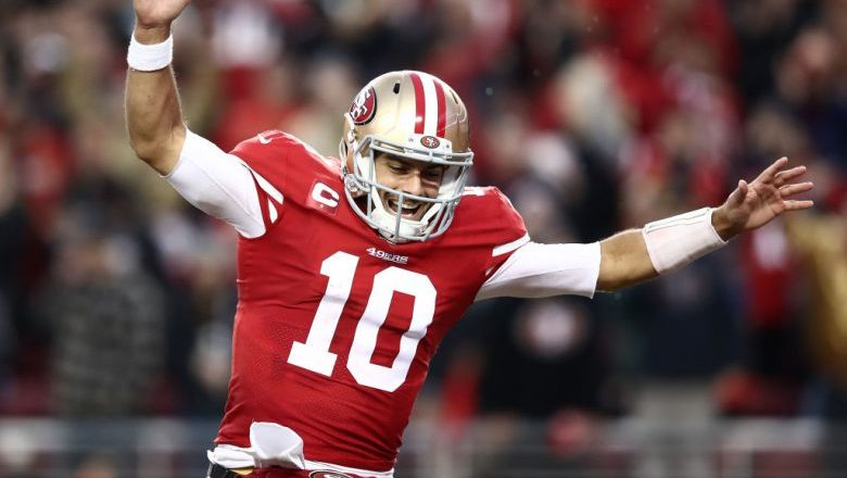Jimmy Garoppolo won two Super Bowls with the Patriots