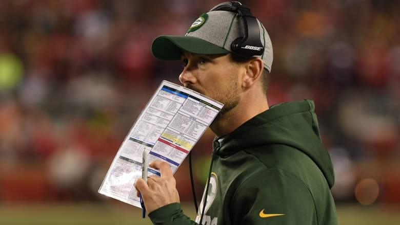 Packers Won't Hired Mike LaFleur