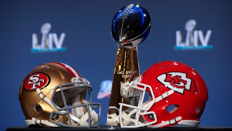 Super Bowl LIV TV Schedule Kansas City Chiefs vs. San Francisco 49ers
