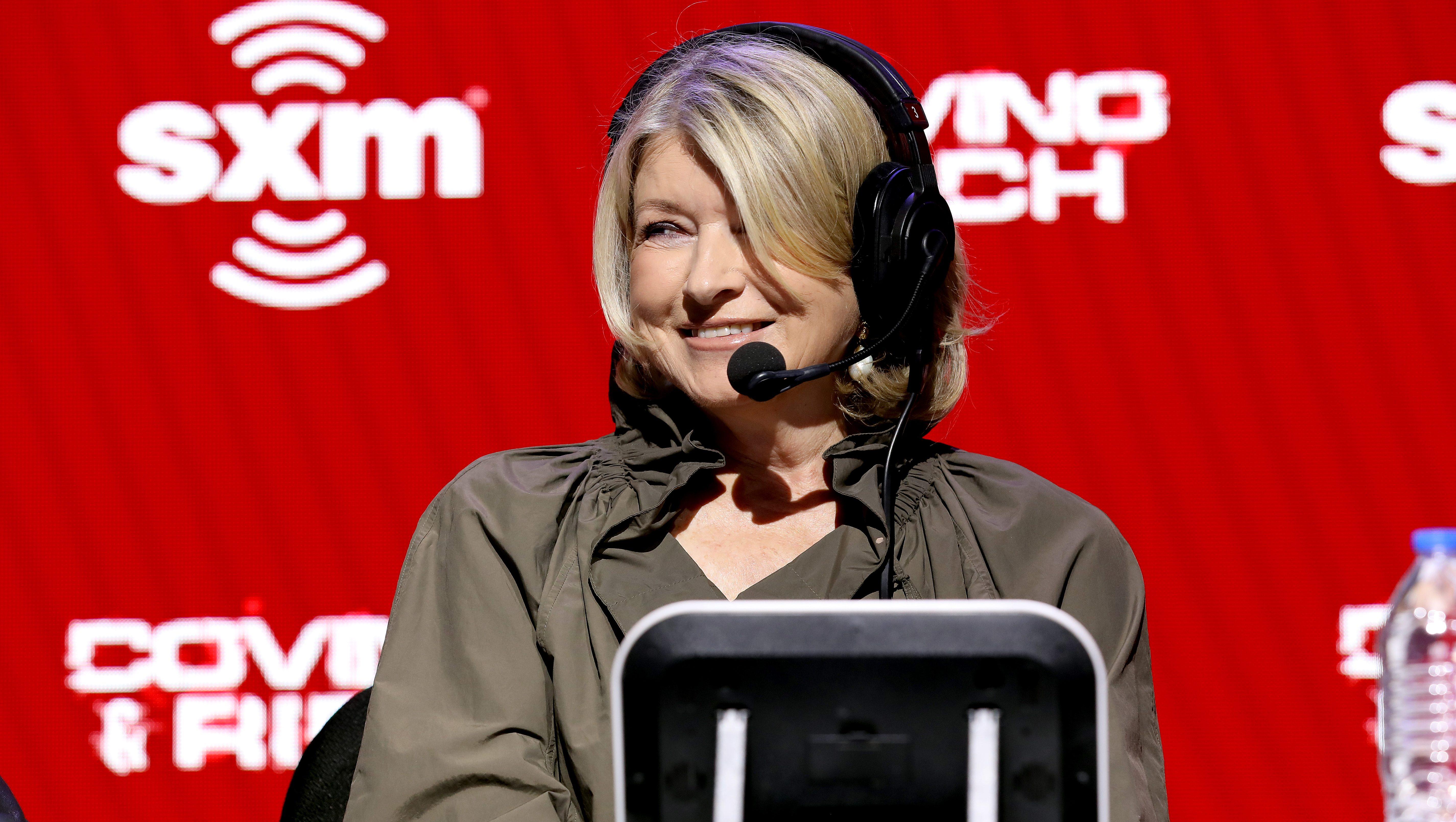 Martha Stewart gibberish