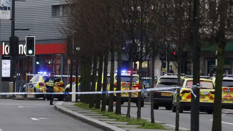 Police Shoot Man in Streatham