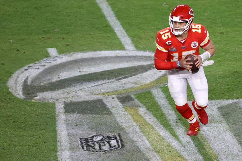 Patrick Mahomes Contract Extension