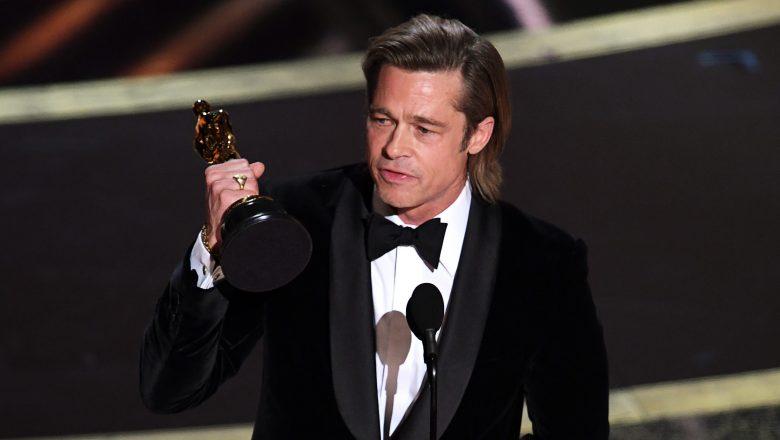 Brad Pitt 2020 Oscars Speech