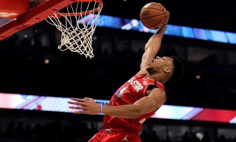 Giannis Antetokounmpo Bucks Lakers