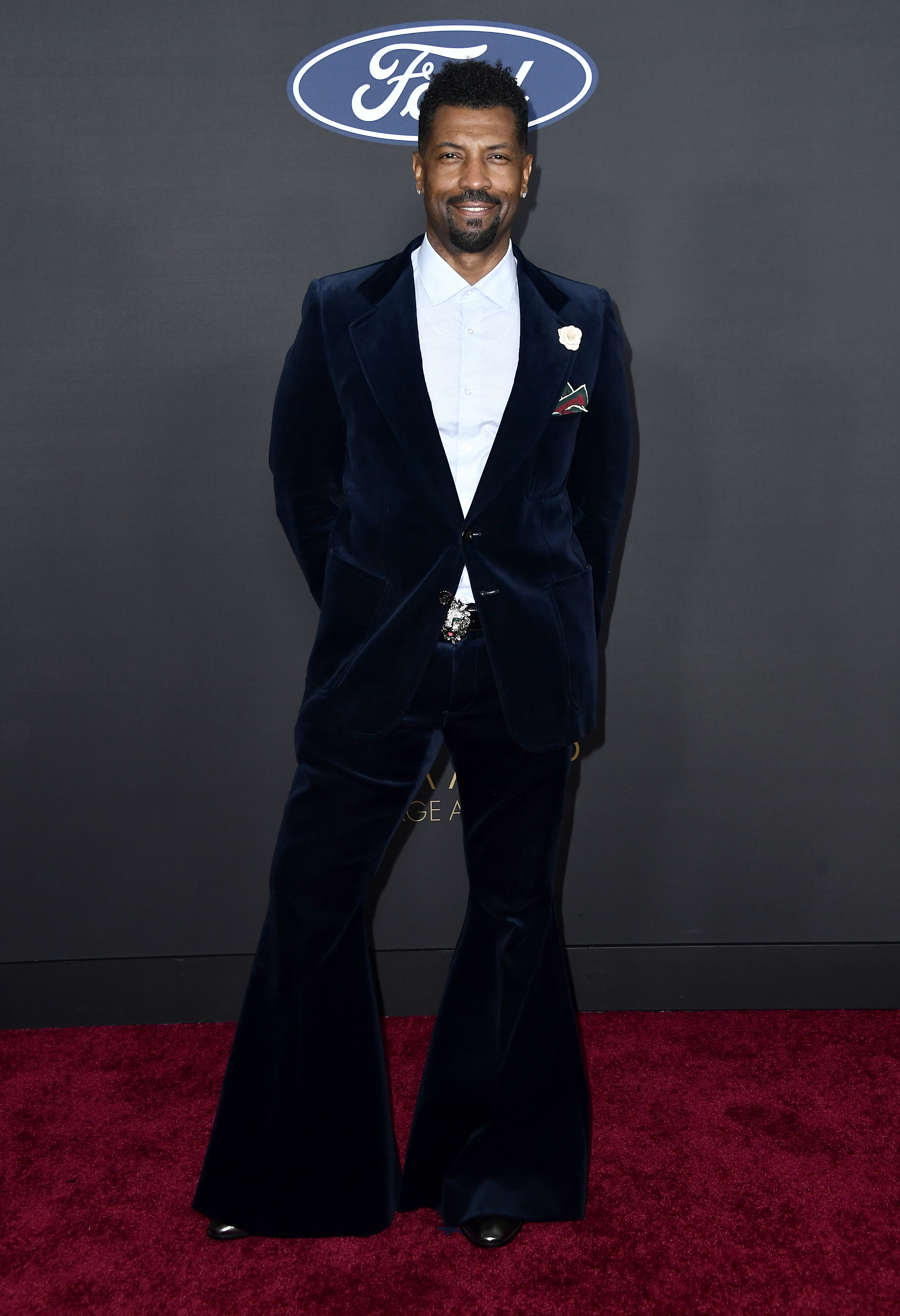 Deon Cole bell bottoms