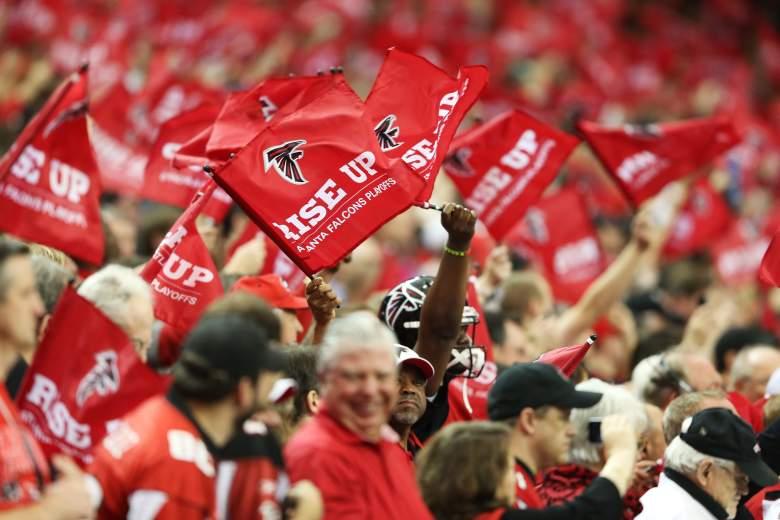 Falcons Fan