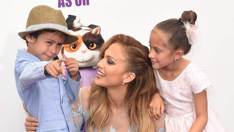 jennifer lopez son maximilian david muniz