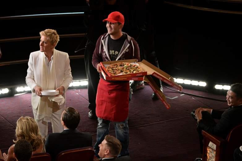 Ellen Degeneres hosted the 86th Academy Awards