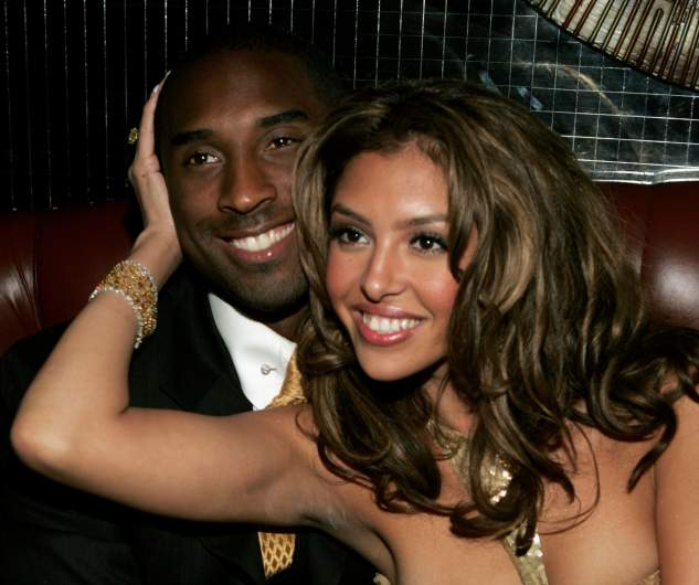 Vanessa and Kobe
