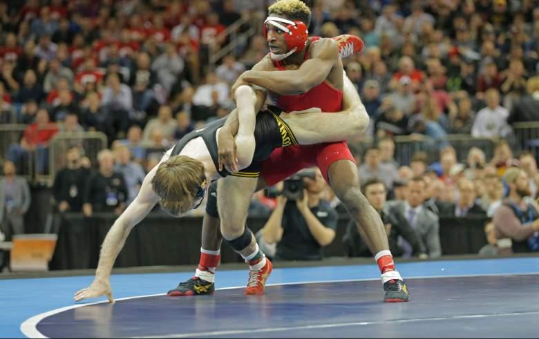 Iowa vs Oklahoma State wrestling watch