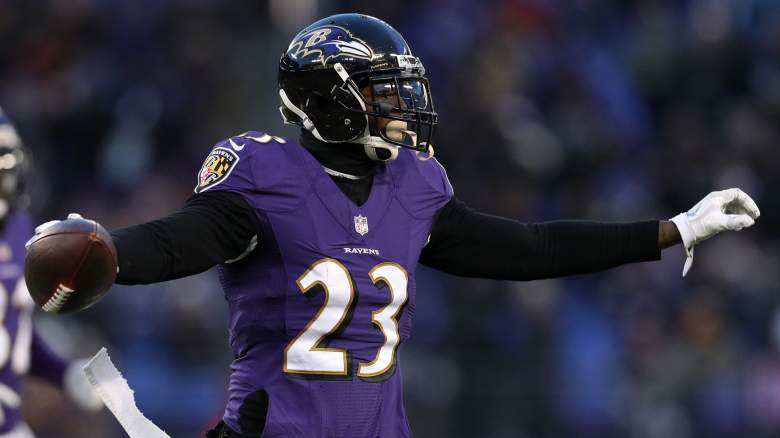 Ravens Cut Tony Jefferson
