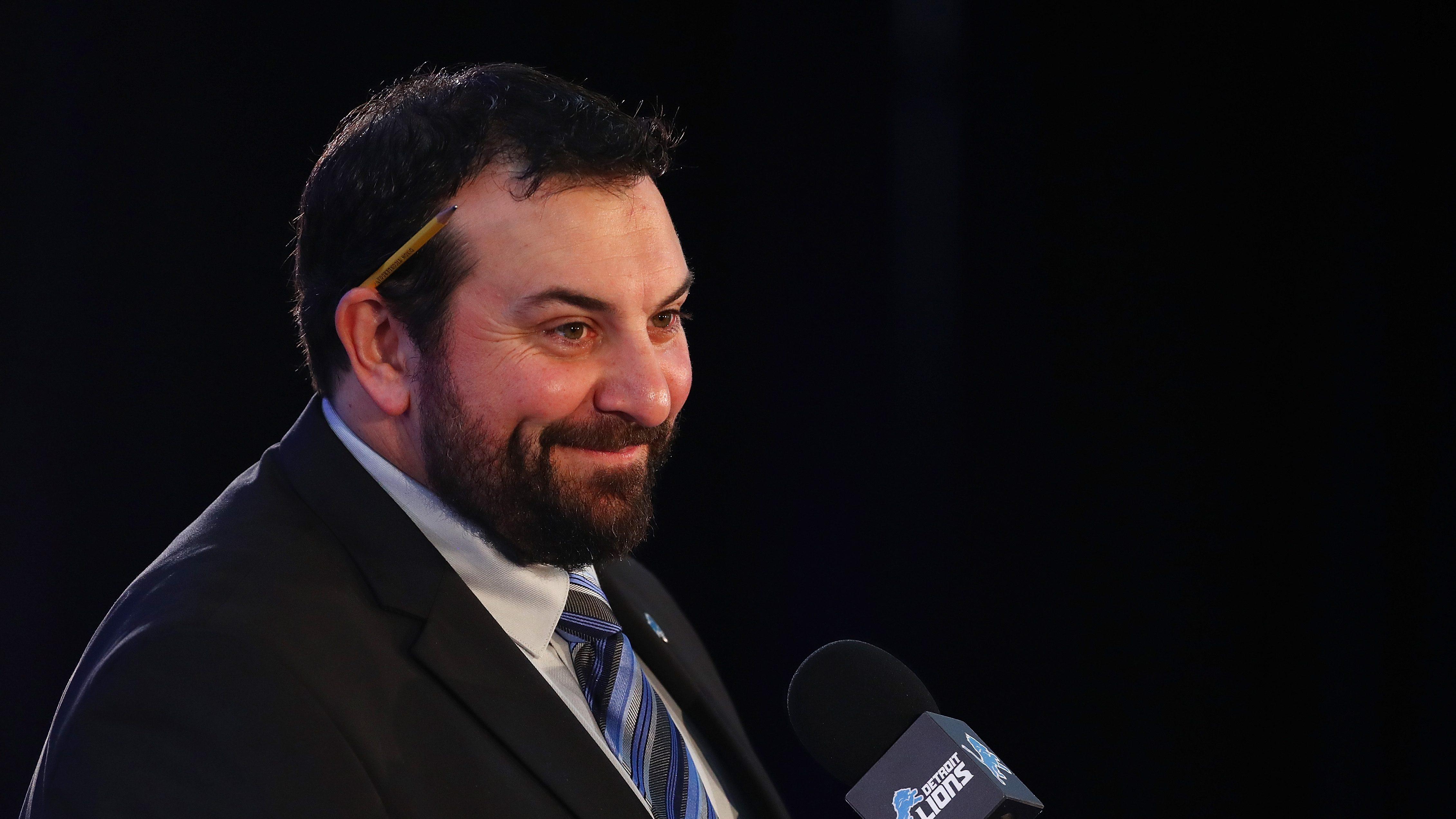 ESPN Host Makes Jarring Claim About Matt Patricia's Hot Seat