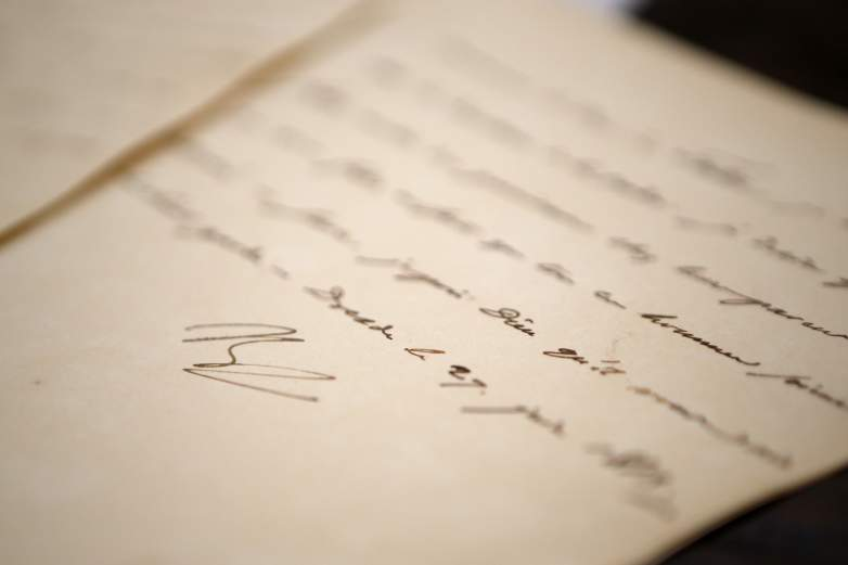 Budget Idea: Write a Love Letter