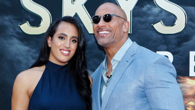 Simone Alexandra Johnson 5 Fast Facts, the Daughter of the Rock & Recent WWE Signee