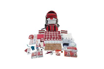 Guardian Survival Multi-Pocket Hiker's Elite Emergency Kit