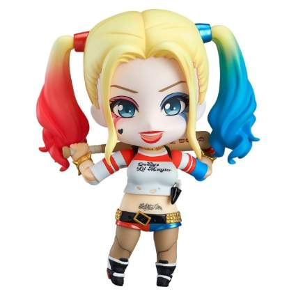 Good Smile Suicide Squad Harley Quinn Nendoroid Action Figure