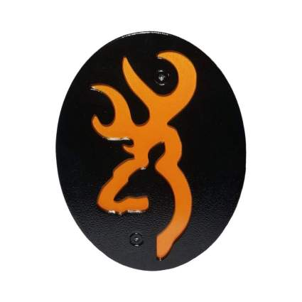 Hitches & Things Browning Logo Hitch Cover